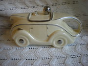 1930's Sadler Racing Car Tea Pot