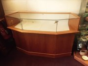 3 Jewellery display cabinets