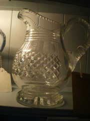 Anglo Irish Water Jug 1830