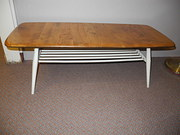 Ercol shabby chic coffee table