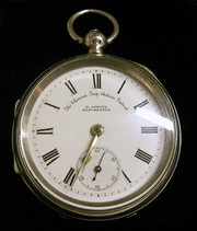 H Samuel Pocket Watch