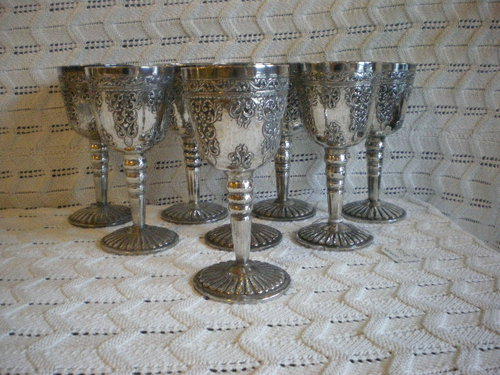 Islamic  Goblets c1920s