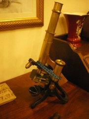 Late Victorian Microscope 1890 London