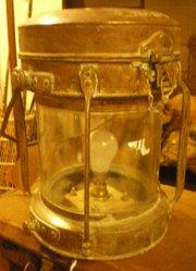 Leith Masthead Lamp  c1930