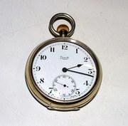Nickel Silver Pocket Watch