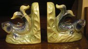 Pair Art Deco Jemma Ware Bookends