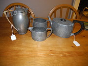Pewter Tea And Coffee Set