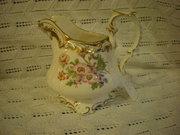 Pretty cream jug with provenance 1840