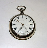 Rare Turrif Pocket Watch