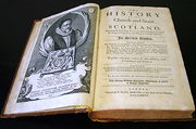 History of Church and State of Scotland
