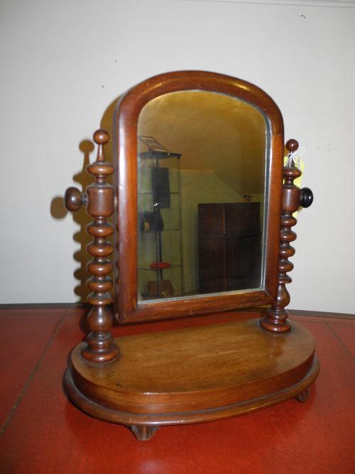 Victorian Mahogany Dressing Table/Toilet Mirror