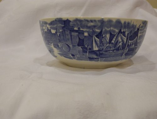 Wedgwood bowl Blue & White