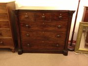 William Iv chest of drawers‏