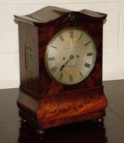 Mantel clock by James Berry