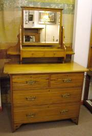 Arts & Crafts dressing table