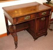 Art Nouveau ladies desk
