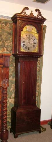 Longcase Clock John Hamilton
