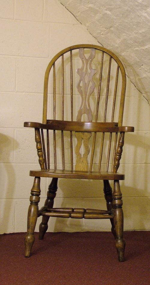 Victorian Windsor Chair