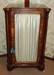 William IV Music Cabinet