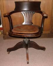 Edwardian Captains Chair