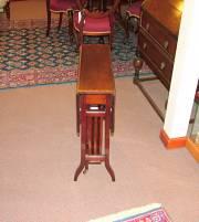 Mahogany Sutherland Table