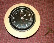 Submarine Control room clock
