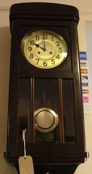 Early 1900 wall clock