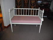 vintage gustavian sofa