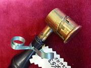 Antique Brass Shot Measure