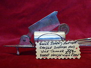 Silverplated Antique Candle Snuffer