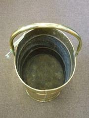 Brass Coal  bucket c1930s