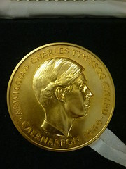 Prince of Wales Investiture Medal