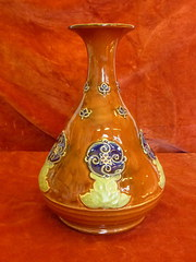 Doulton Lambeth 1891 vase