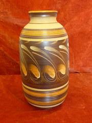Good quality Denby potter vase