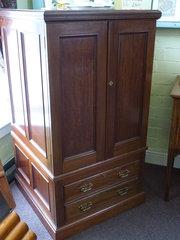 Mahogany Safe Cabinet