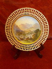 Minton Cabinet Plate