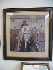 1890 Oak Frame