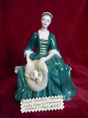 Royal Doulton - Lady from Williamburg