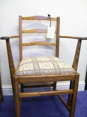 Set of 6 Ercol Penn Ladderback Chairs