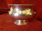 Sheffield Silver Bowl 1887