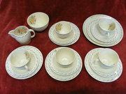 Susie Cooper 18 piece tea set