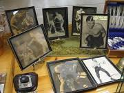 7 Framed Boxing Pictures