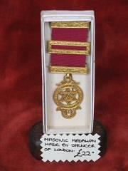 Masonic Medalion