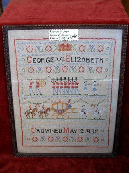 George Elizabeth Sampler