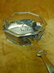 Antique Brass Chestnut Roaster