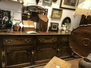 18th century oak dresser base sideboard