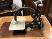 American Wilcocks & Gibbs Treadle Sewing Machine