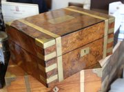 Antique Gentleman's Travel Box