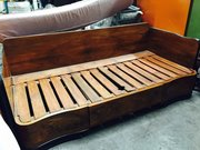 Art Deco Scandinavian Day Bed