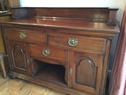 Arts & Crafts style sideboard